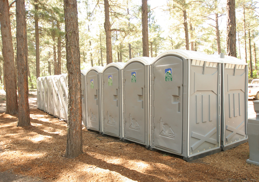 Porta Potties for Special Events Durango Colorado